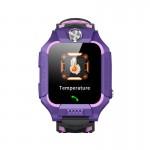 Умные часы для детей HerzBand Kids с измерением температуры