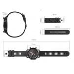 Умные часы HerzBand RTX360 R 2Гб/16Гб